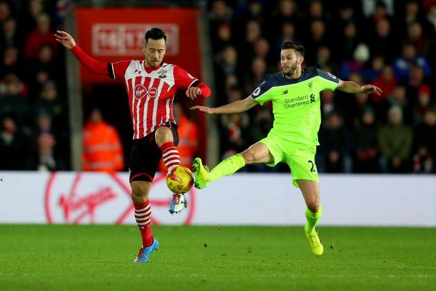 Liverpool Transfer News: Adam Lallana Eyed in Barcelona, Juventus, PSG Rumours