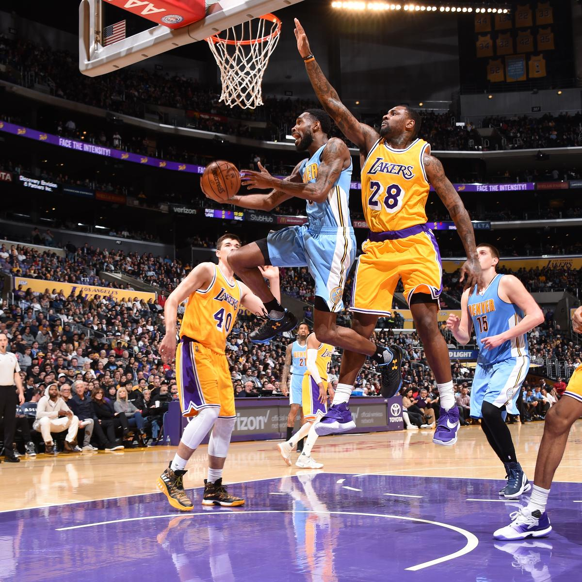 Nuggets Quarter Season Tickets: Nuggets Vs. Lakers: Score, Highlights, Reaction From 2017
