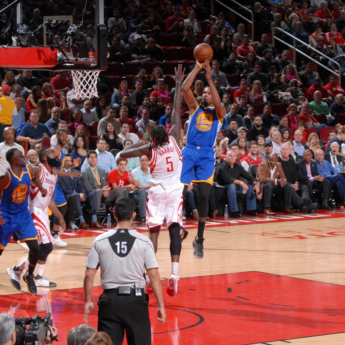 Rockets Vs Warriors May 24: Warriors Vs. Rockets: Score, Highlights, Reaction From