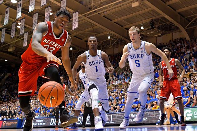 Duke Players Banned From Locker Room