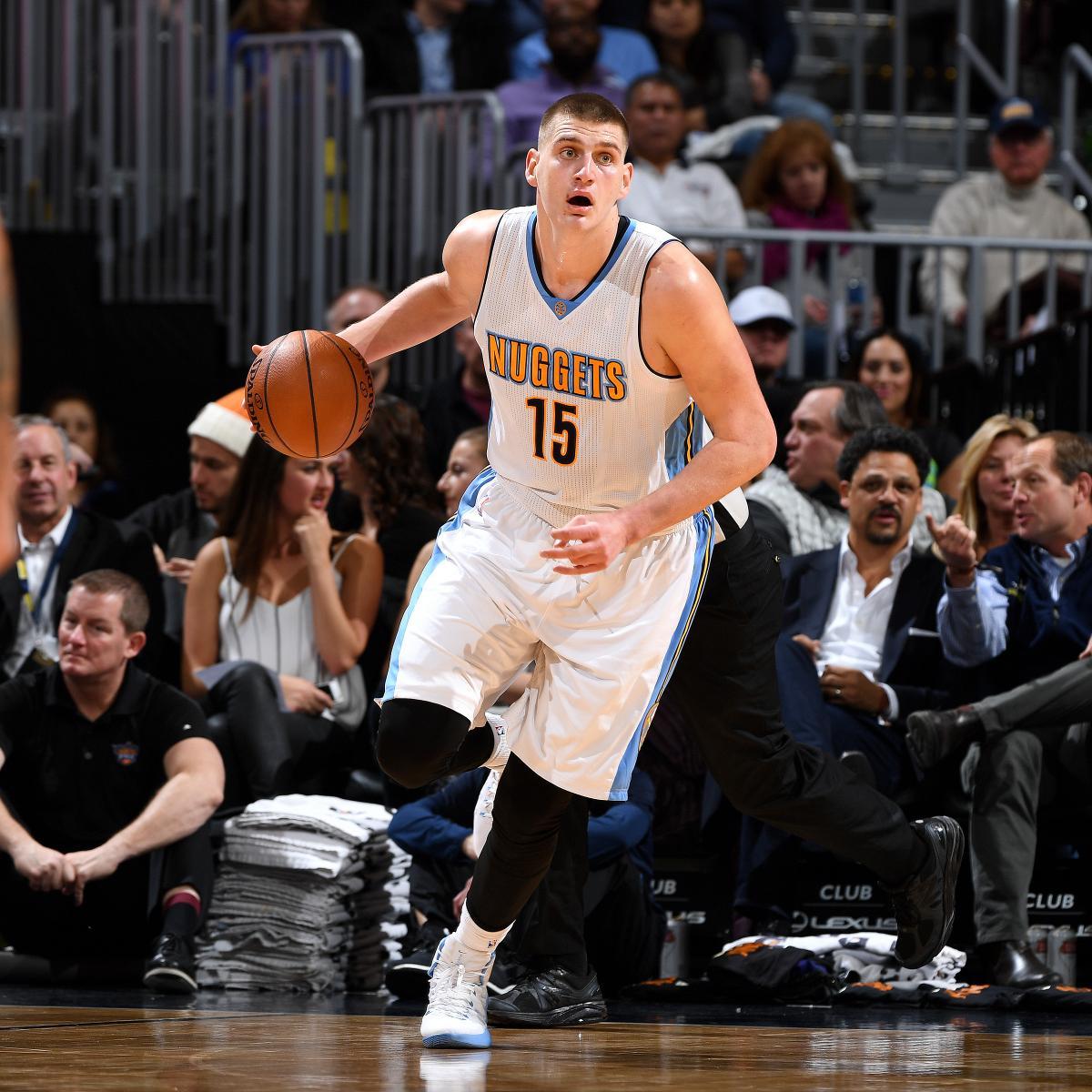 Nuggets Quarter Season Tickets: Nikola Jokic Injury: Updates On Nuggets Star's Hip And