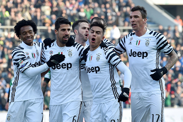 Image result for Juventus team 2017