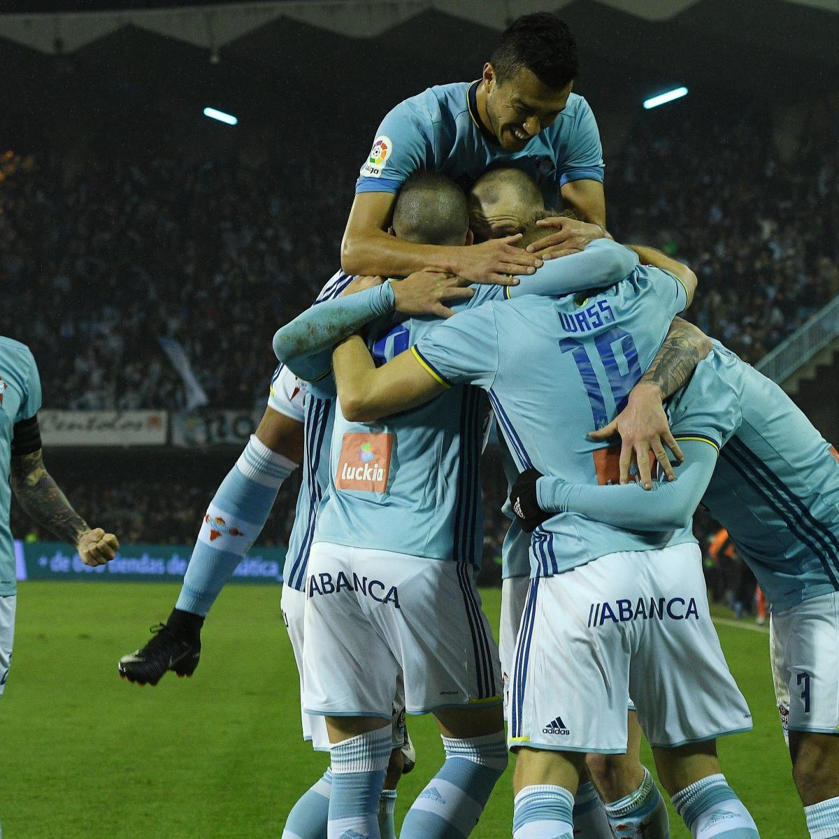 Celta Vigo Vs Barcelona Predictions Today: Celta Vigo Vs. Alaves: 2017 Spanish Copa Del Rey Leg 1