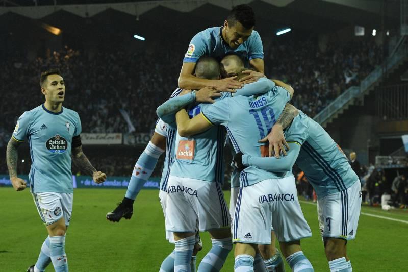 Image result for Celta De Vigo team 2017