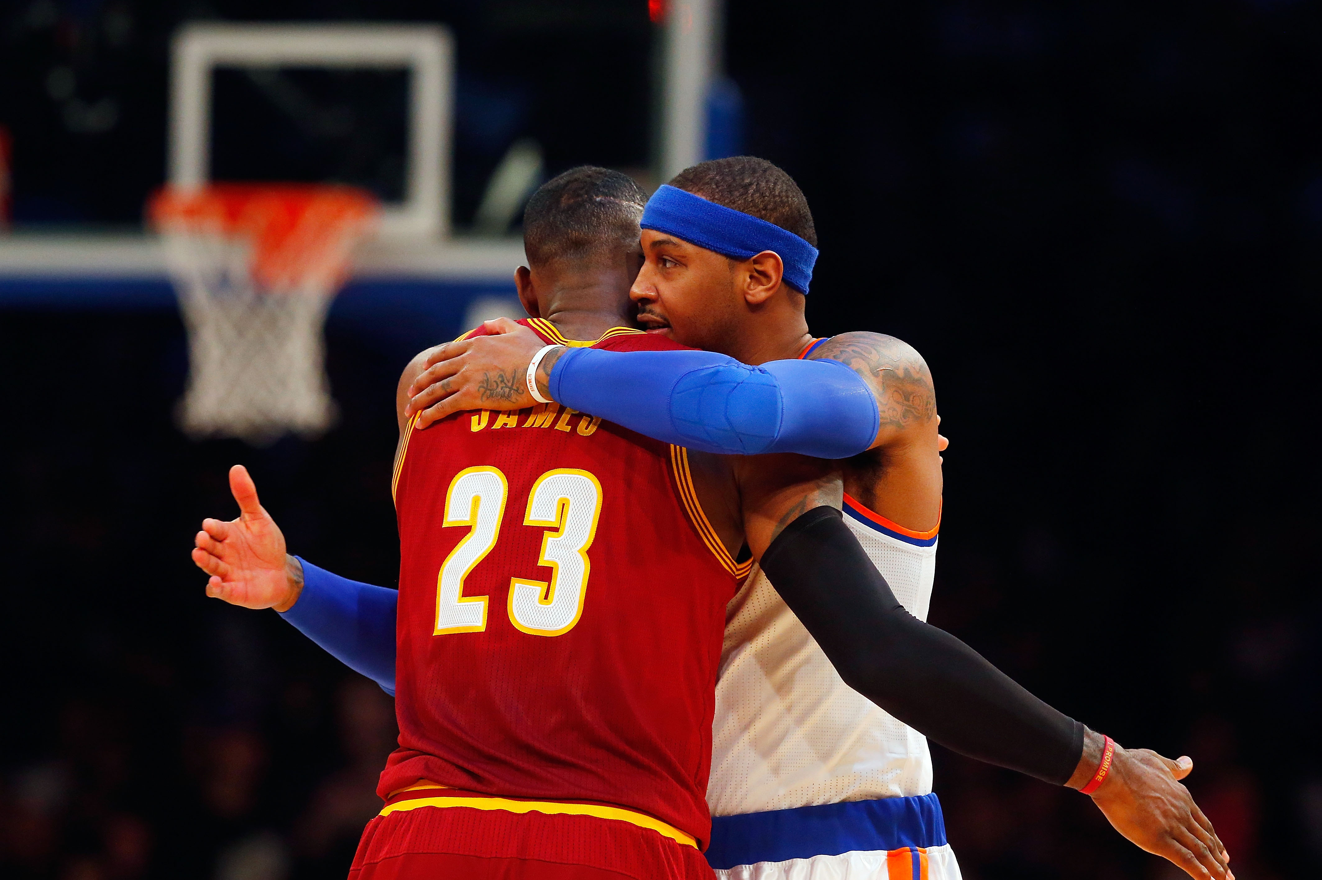 Carmelo Anthony Trade Rumors: LeBron James Comments on ...