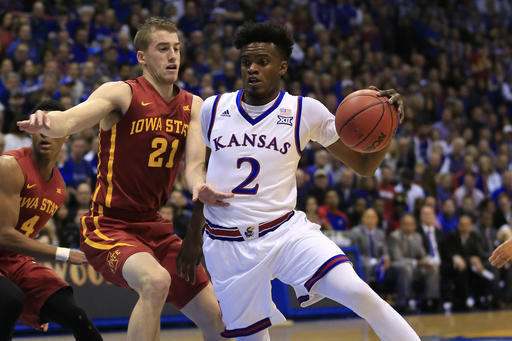 Iowa state vs kansas score and reaction from 2017 regular season iowa state vs kansas score and reaction from 2017 regular season bleacher report latest news videos and highlights publicscrutiny Images