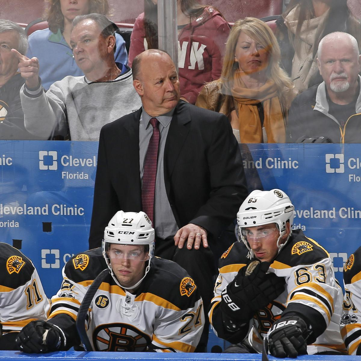 Claude Julien Fired By Bruins, Bruce Cassidy Named Interim