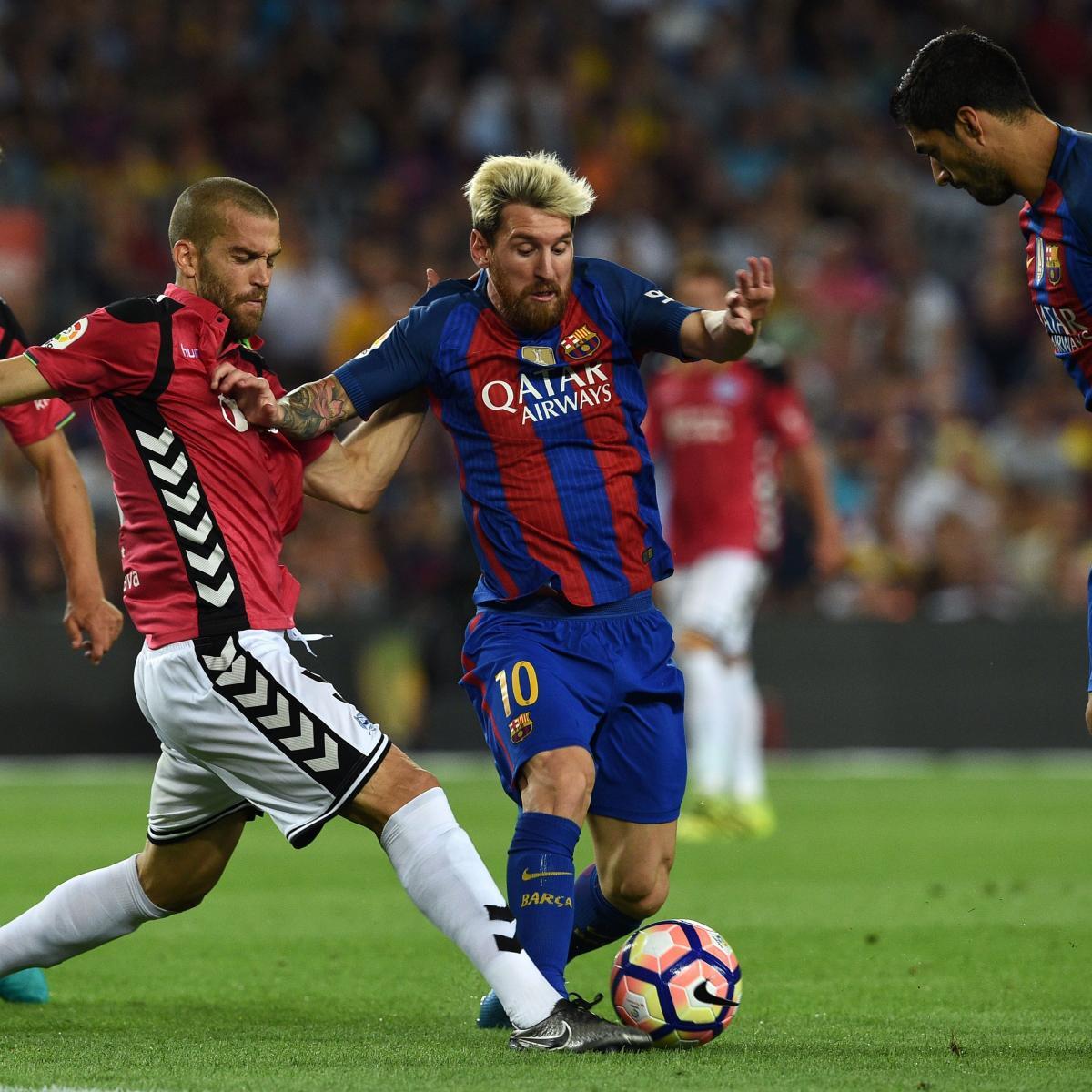 Celta Vigo Vs Barcelona Live Commentary: Alaves Vs. Barcelona: Team News, Preview, Live Stream And