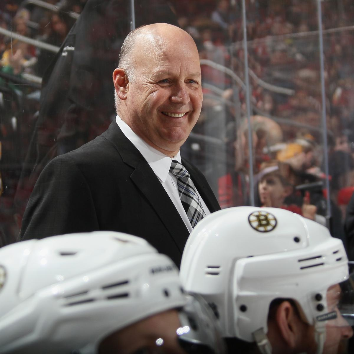 Claude Julien Hired As Canadiens Head Coach, Michel