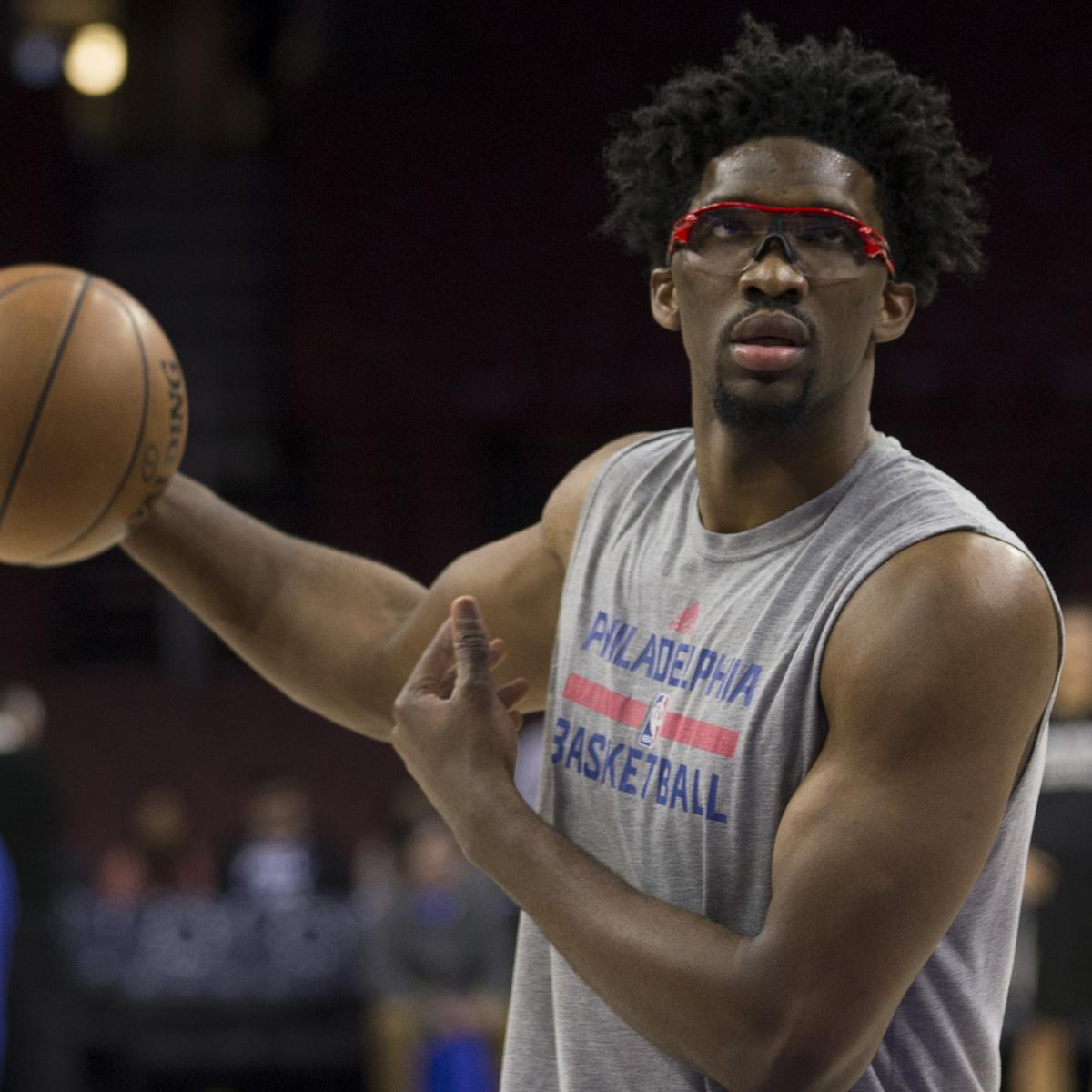 Nuggets Injury Report: Joel Embiid Will Not Play In 2017 NBA All-Star Weekend