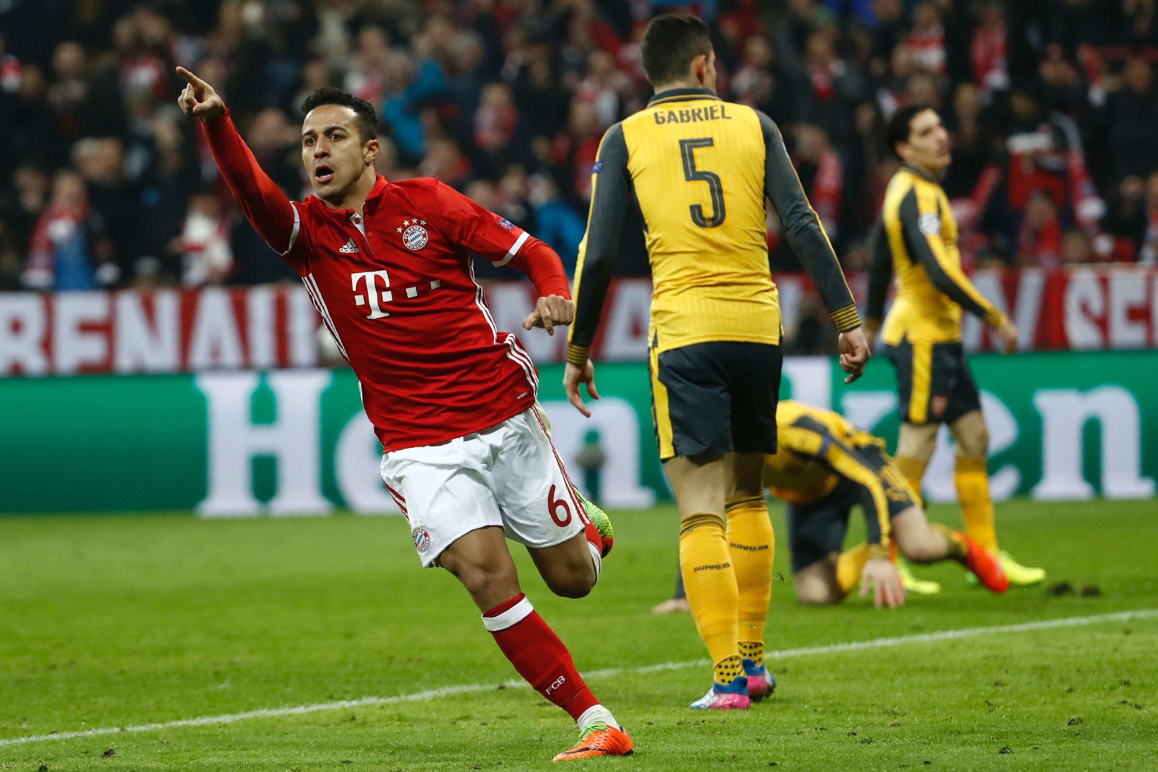 Bayern Vs Arsenal Tickets