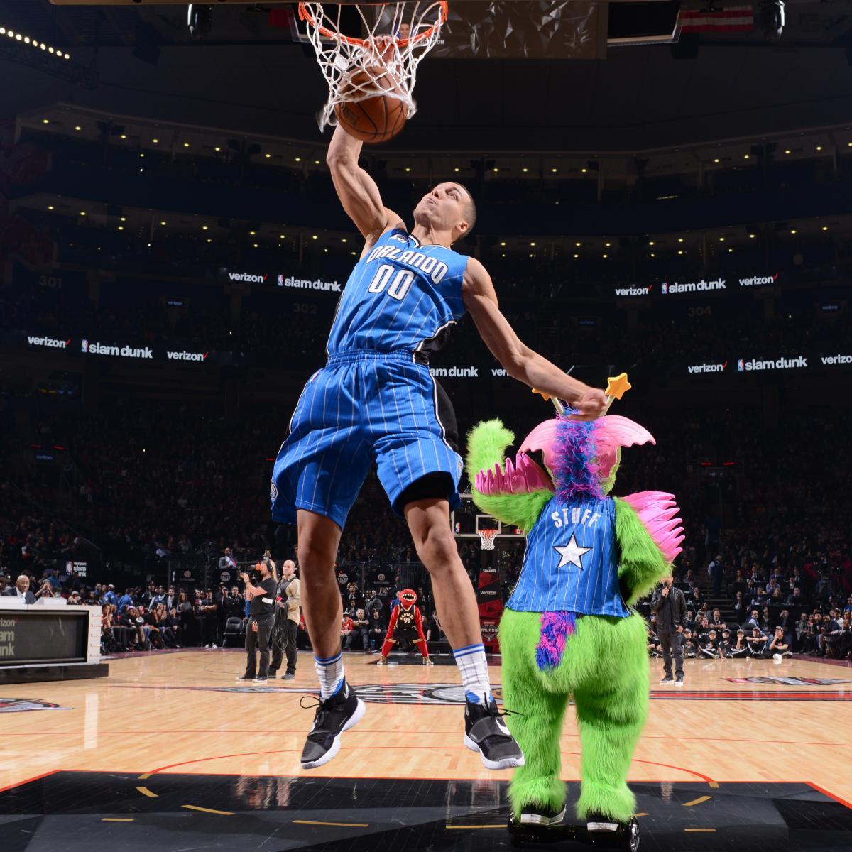Dunk Contest 2017: NBA Slam Dunk Contest 2017: Participants, Format, TV