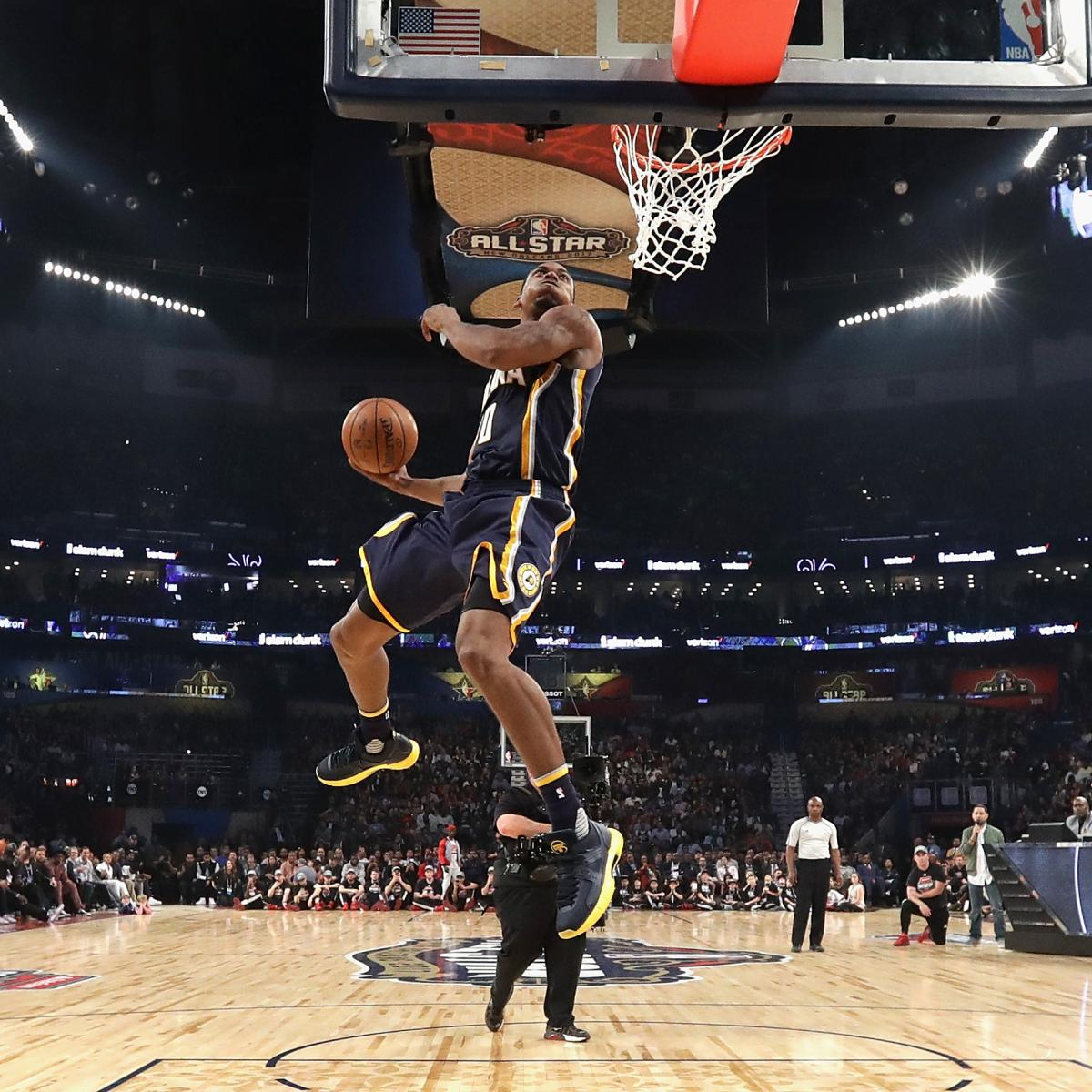 Dunk Contest 2017: NBA Slam Dunk Contest 2017: Highlights, Reaction From