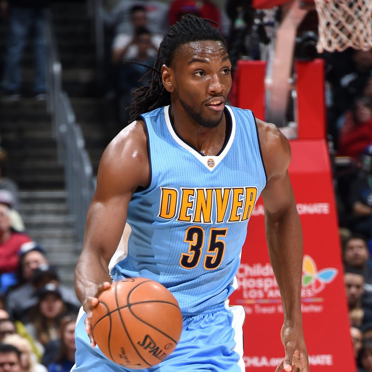 Denver Nuggets Espn: Kenneth Faried Out Vs. Grizzlies With Back Injury