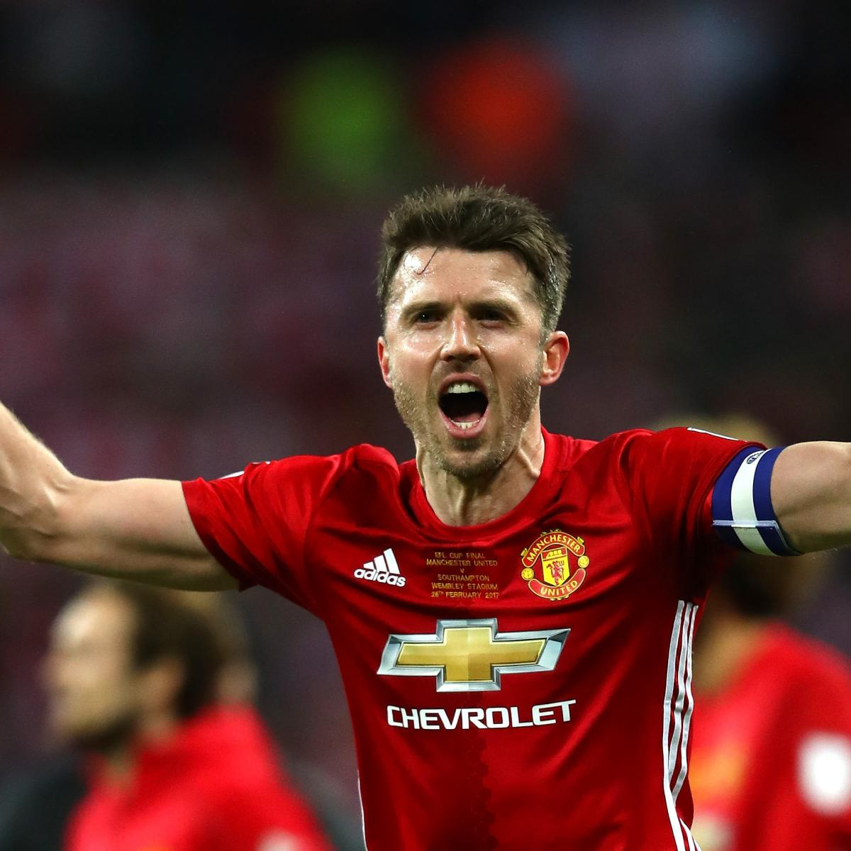 Michael Carrick Will 'Probably' Retire If New Manchester