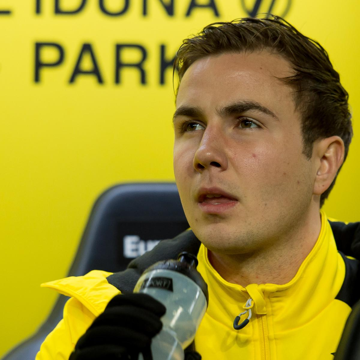 liverpool transfer news latest rumours on mario gotze and franck kessie bleacher report. Black Bedroom Furniture Sets. Home Design Ideas