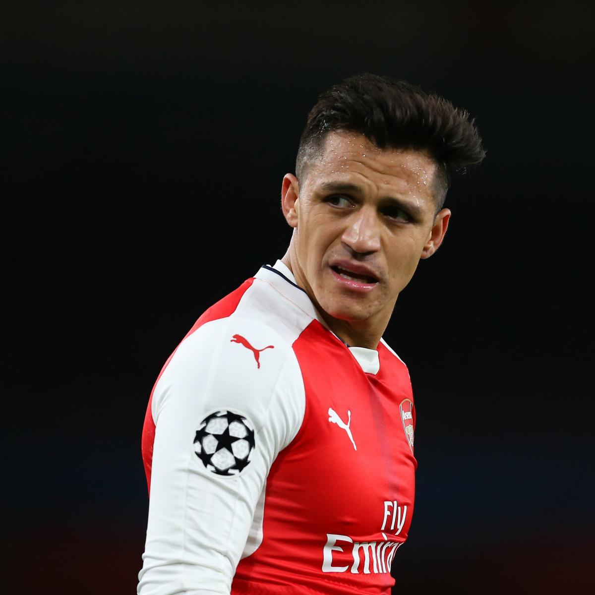 Manchester United Transfer News Latest Rumours On Lucas: Manchester United Transfer News: Latest Rumours On Alexis