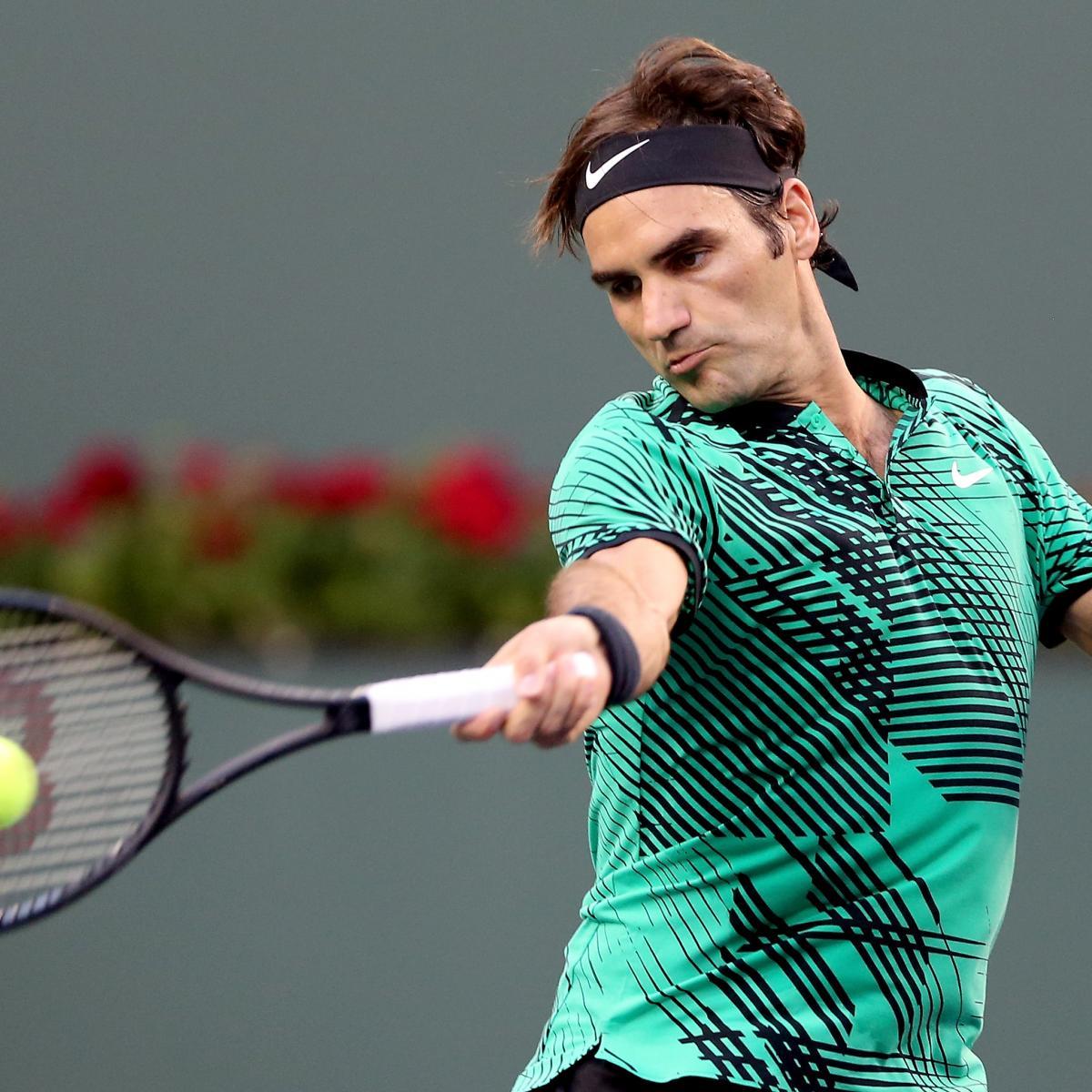 Roger Federer: Roger Federer Vs. Rafael Nadal: Score, Reaction From 2017