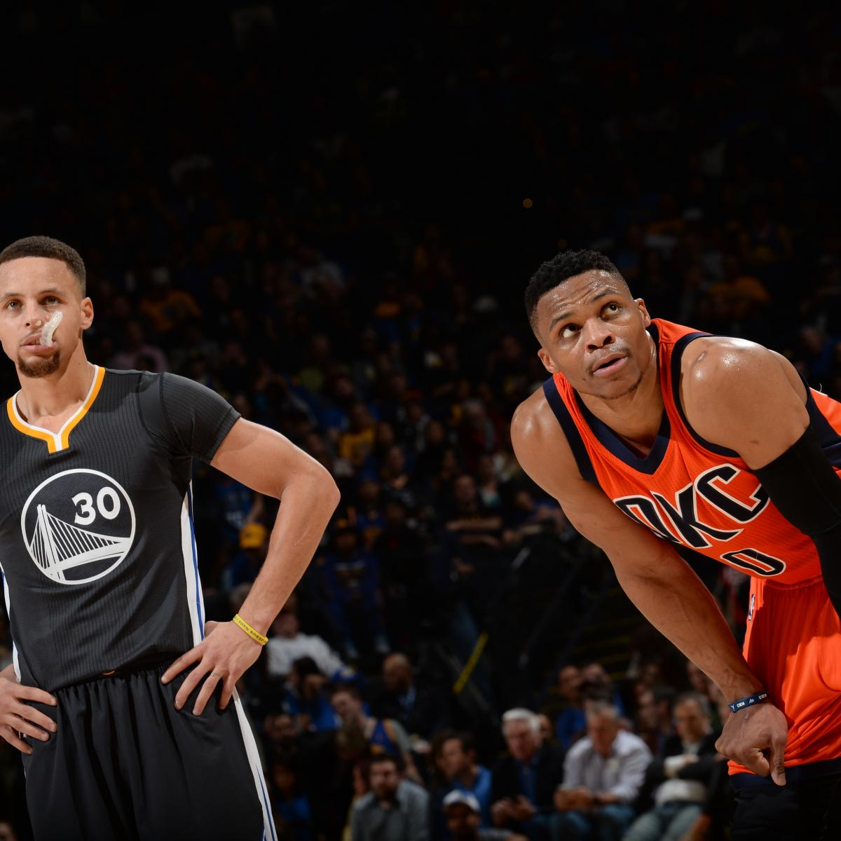 James Harden And Stephen Curry: Russell Westbrook On Stephen Curry Picking James Harden
