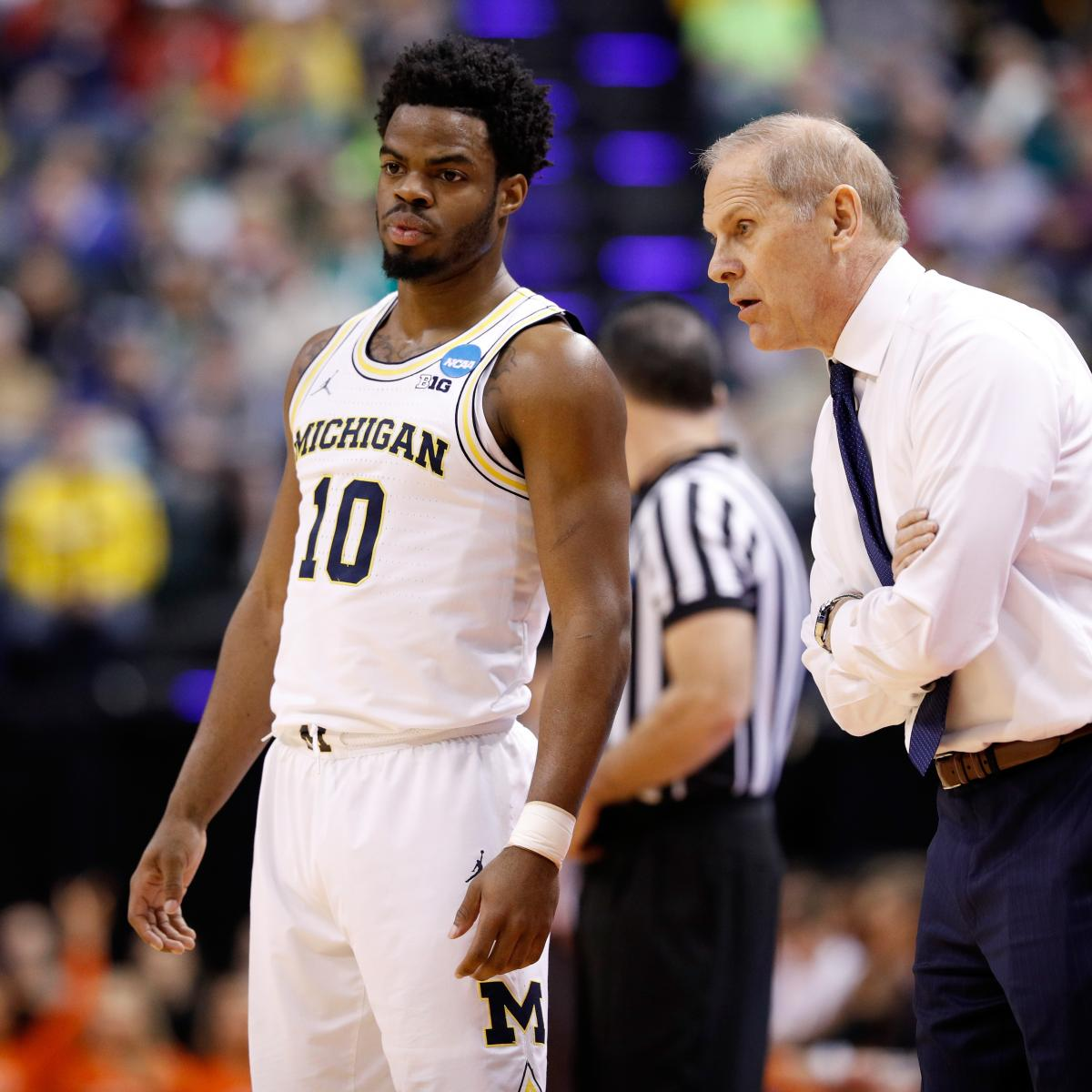 NCAA Scores 2017: Tournament Results Tracker for Friday's ...