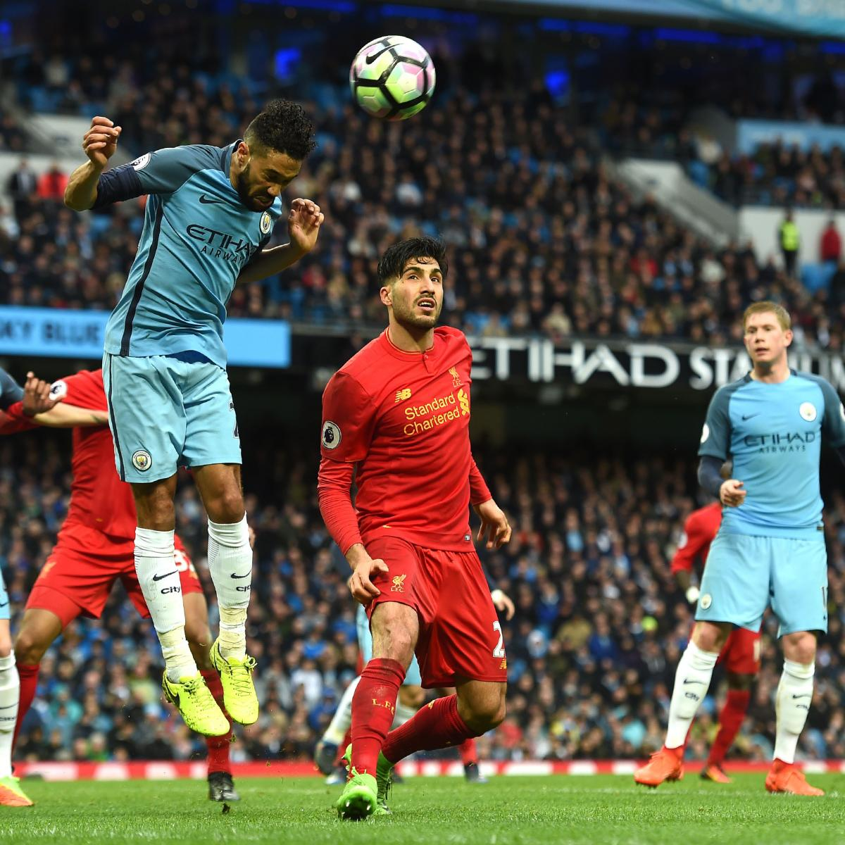 Chelsea Vs Tottenham Score Reaction From 2016 Premier: Manchester City Vs. Liverpool: Score And Reaction From