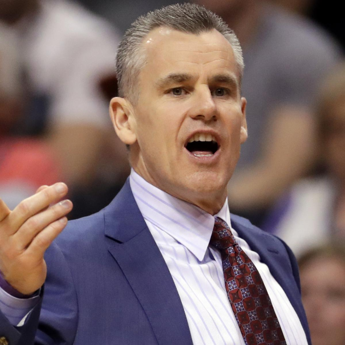 billy donovan - photo #24