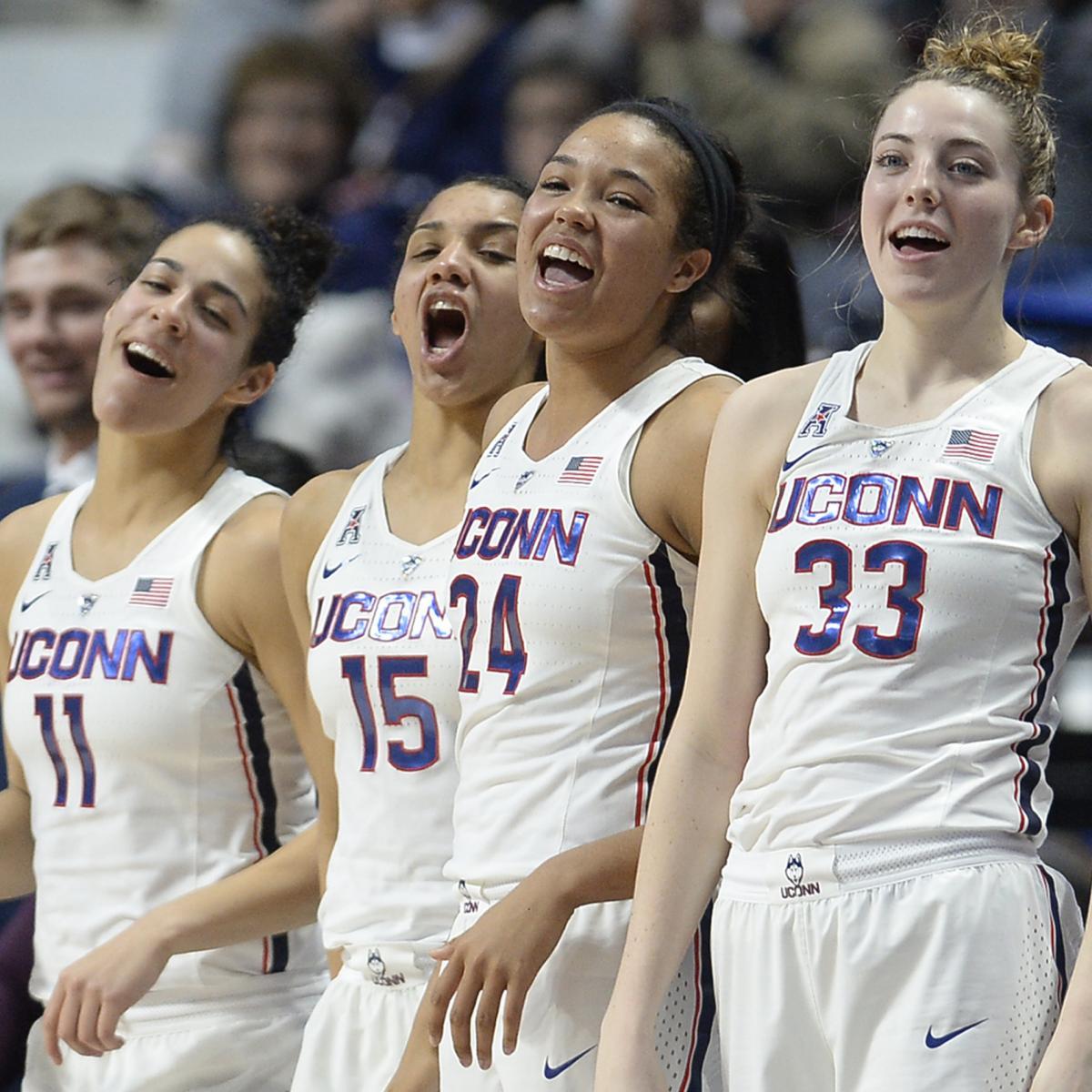 NCAA Women's Basketball Tournament 2017: Complete Final ...