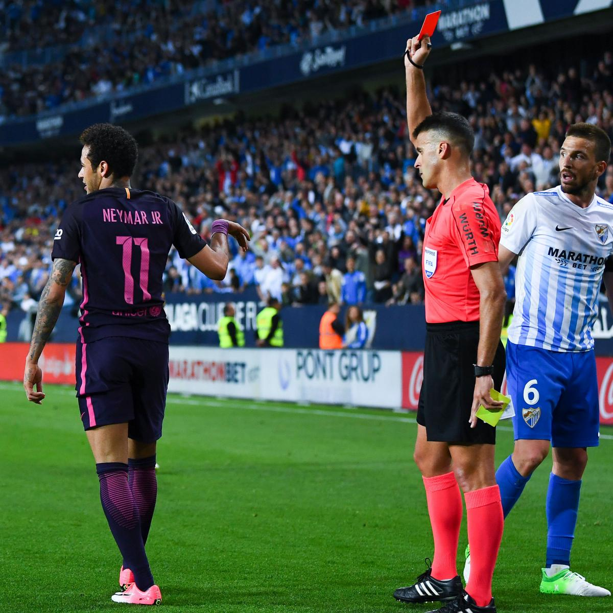 La liga results 2017 week 31 final scores and updated table after saturday bleacher report - La liga latest results and table ...