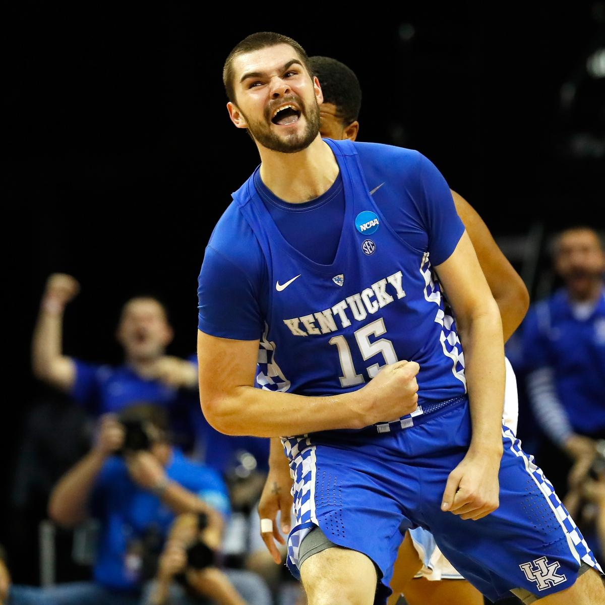 T Of C Alums 2017 Nba Draft: Isaac Humphries Declares For 2017 NBA Draft After
