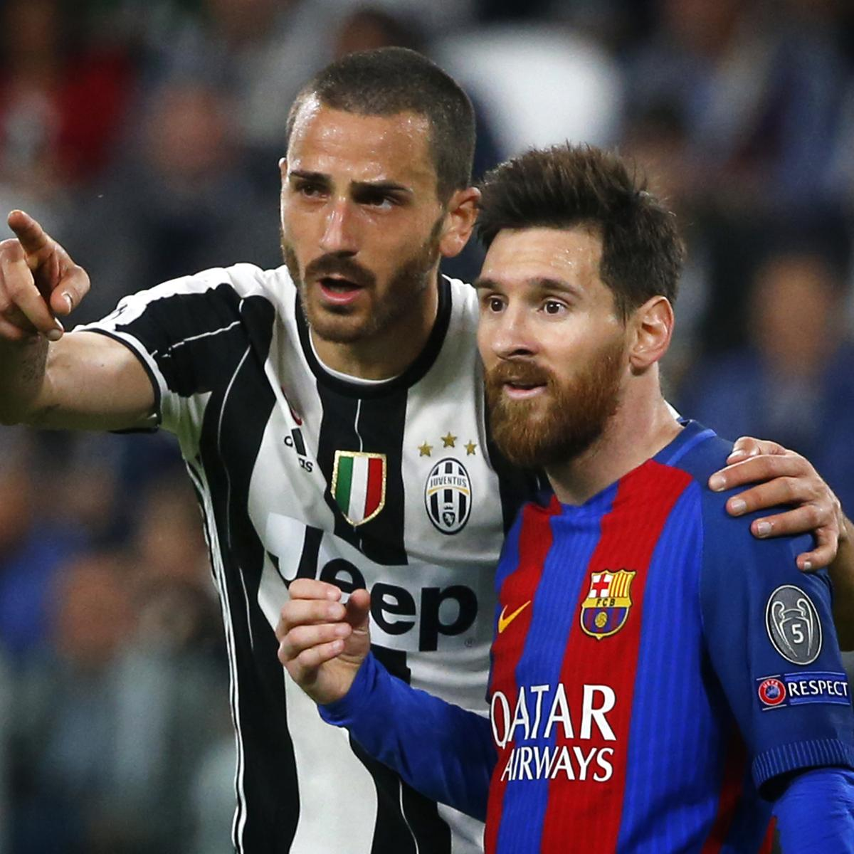 Champions League 2019 Live Stream Odds For Tuesday S: Champions League 2017: Quarter-Finals Leg 2 Live-Stream