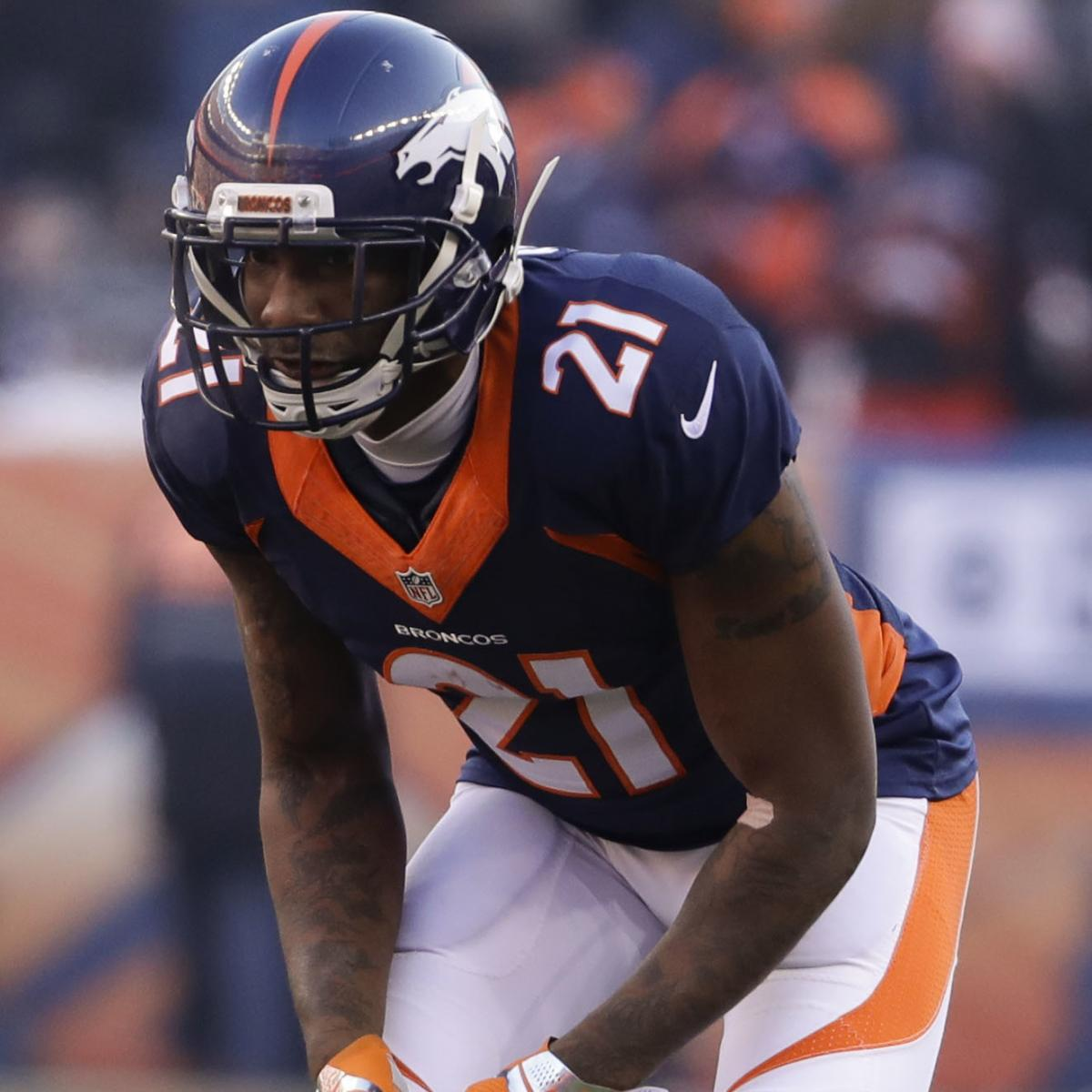 Denver Police Shooting Today: Aqib Talib Reportedly Won't Face NFL Punishment For 2016