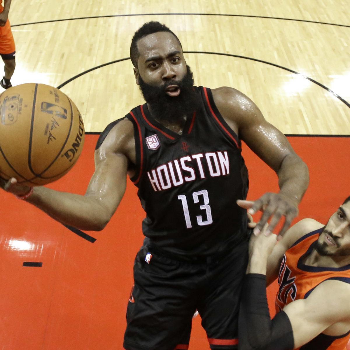 Houston Rockets Vs Oklahoma City Thunder: Oklahoma City Thunder Vs. Houston Rockets Odds, Analysis