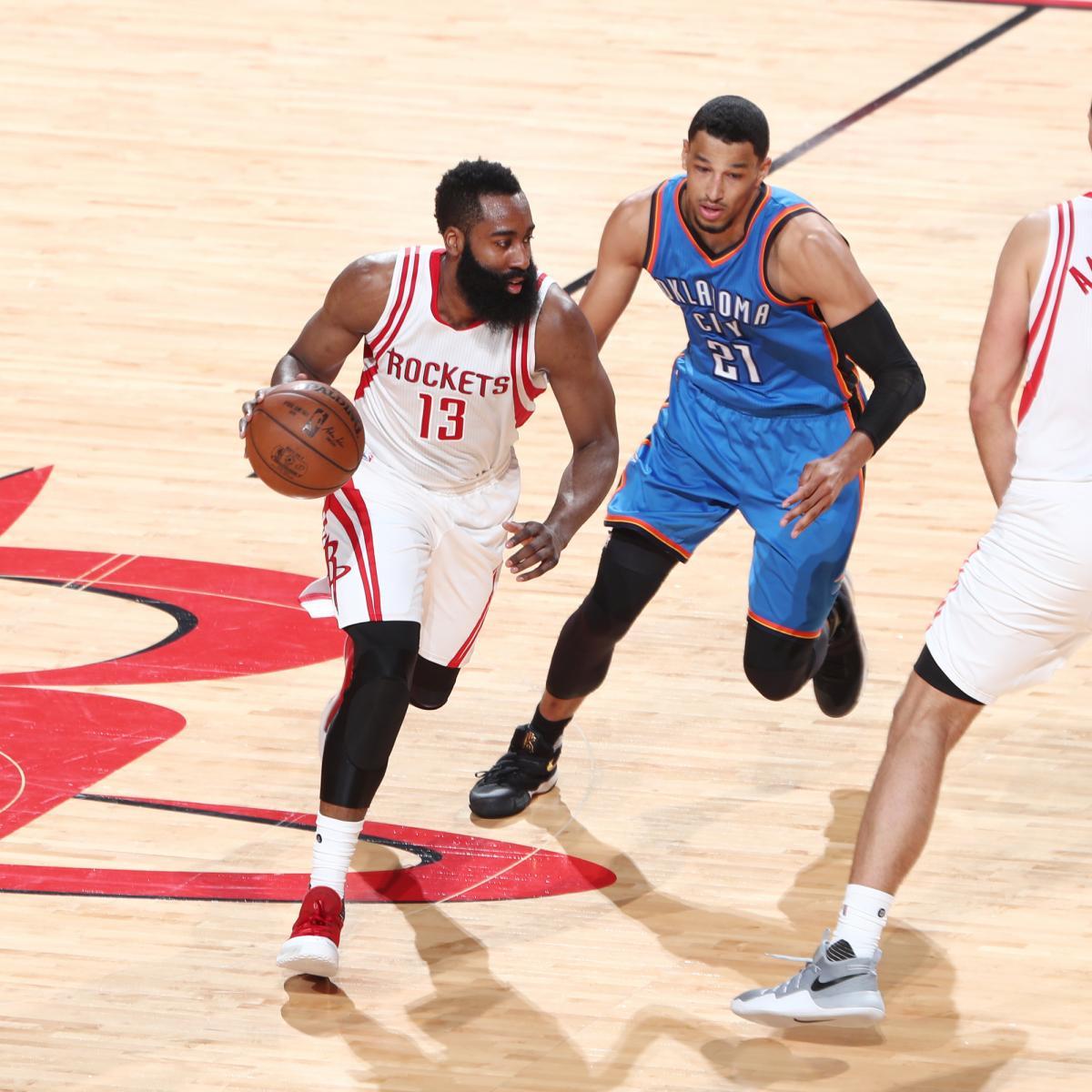 James Harden Points Last Night: James Harden, Rockets Win Game 2 115-111 Despite Russell