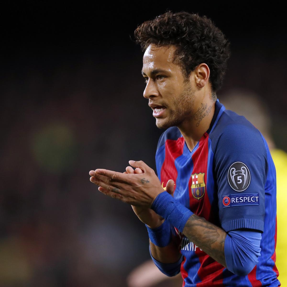 Neymar ruled out of 2017 el clasico as barcelona drop bid - Miss sixty madrid ...