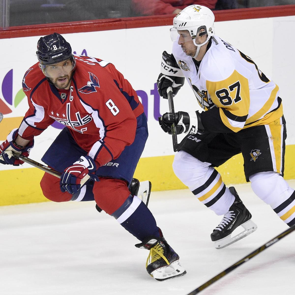 NHL Playoff Schedule 2017: Upcoming TV Coverage, Live