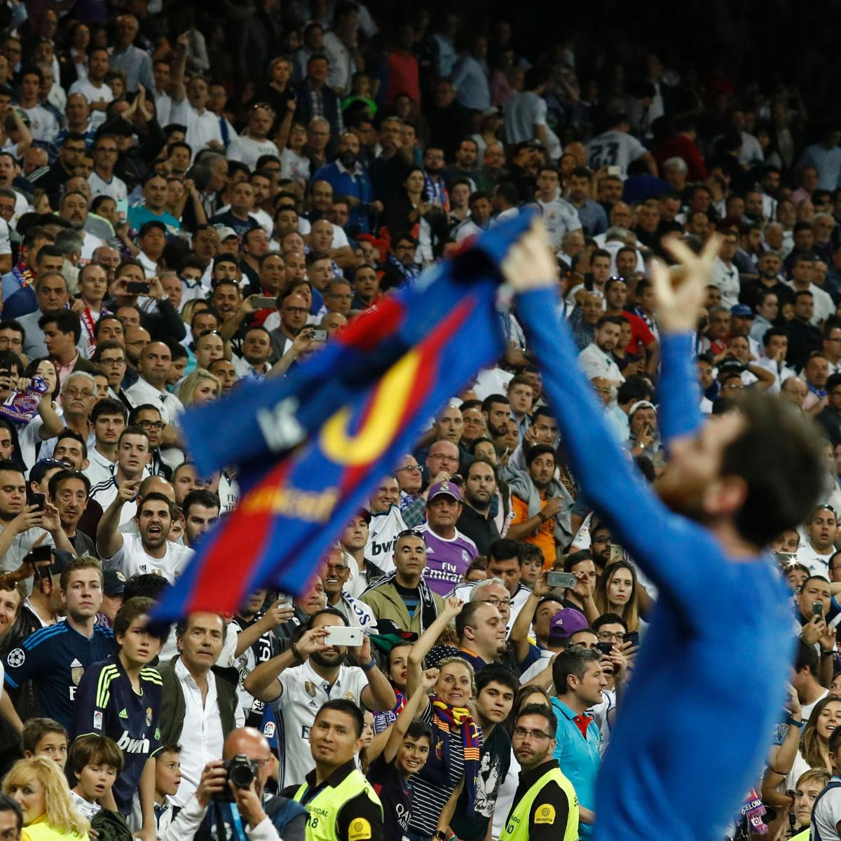 Lionel Messi A Look At The Barcelona Star S Sensational: Real Madrid Strip 357 Season Tickets After Clasico Seats