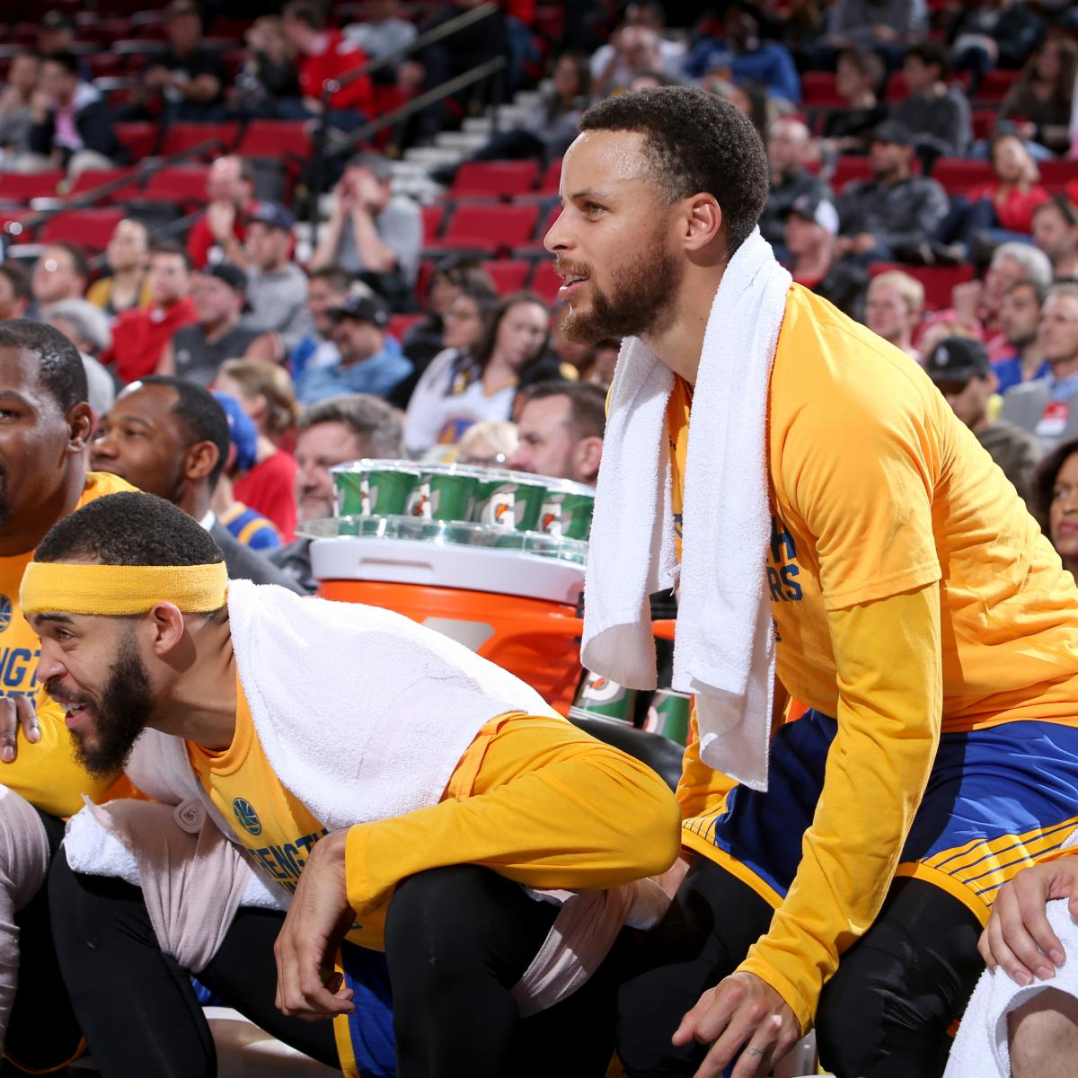 1 Hashtag To Sum Up Every Still-Alive NBA Playoff Team