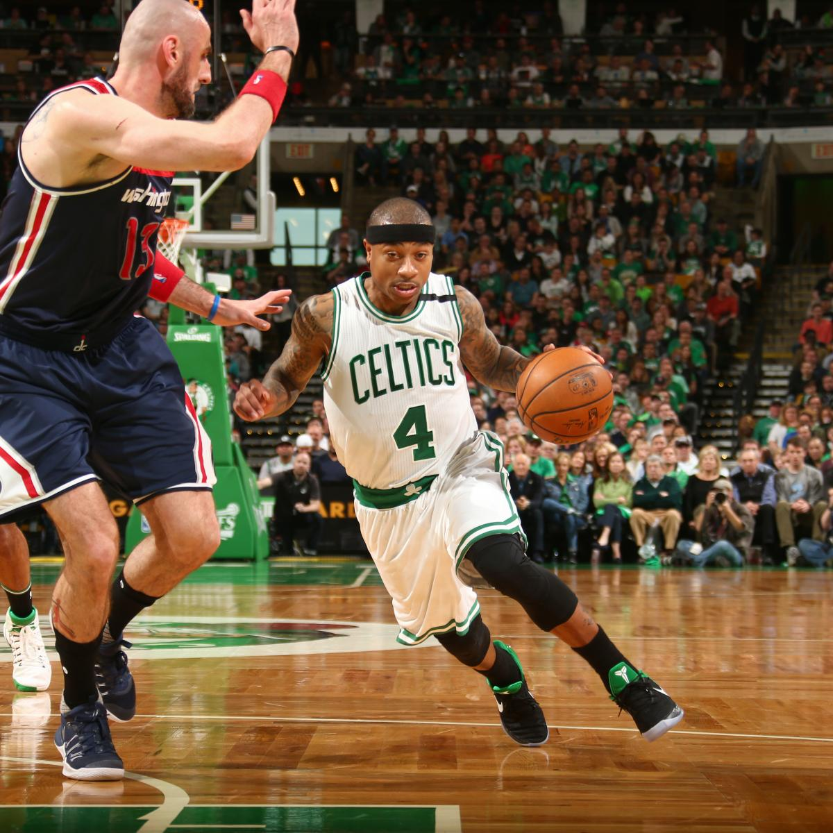 NBA Playoff Schedule 2017: TV, Live-Stream Coverage For