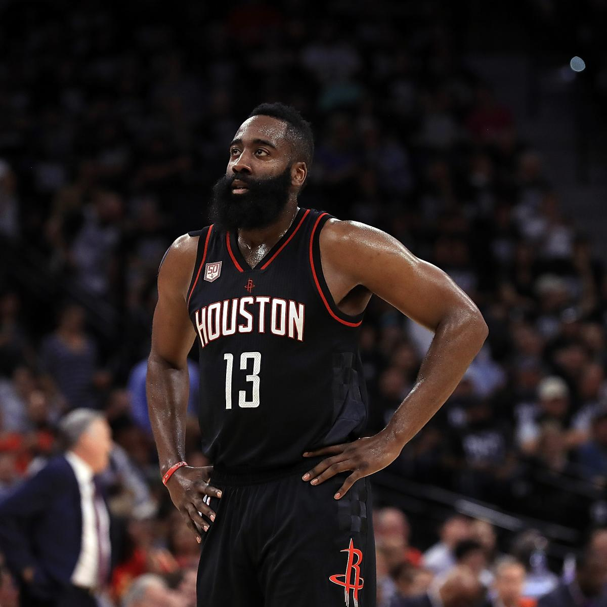 Houston Rockets Defensive Coach: Rockets Asst. Coach's Challenge To James Harden: Play D