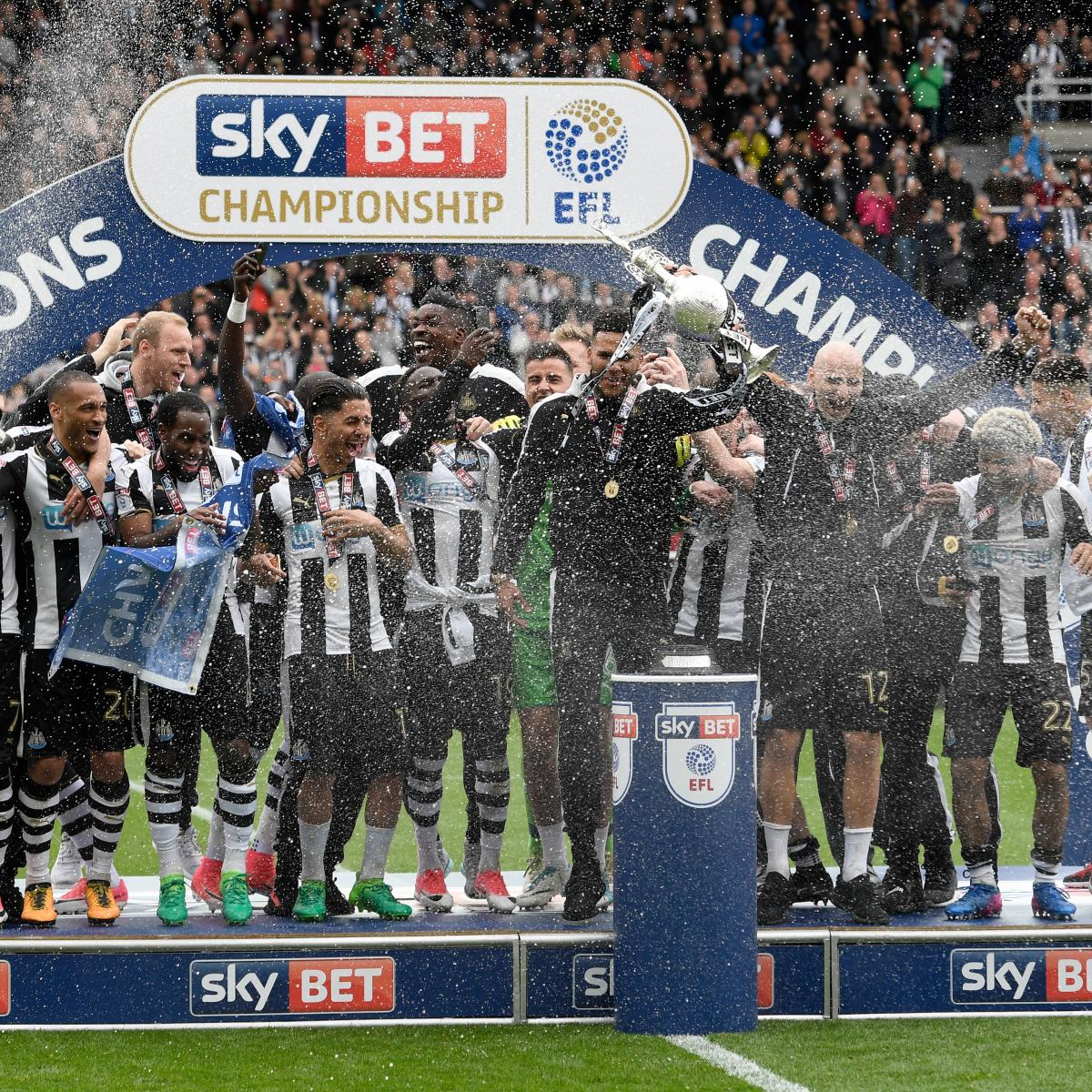 Championship table 2017 football results final standings - Championship table standing ...