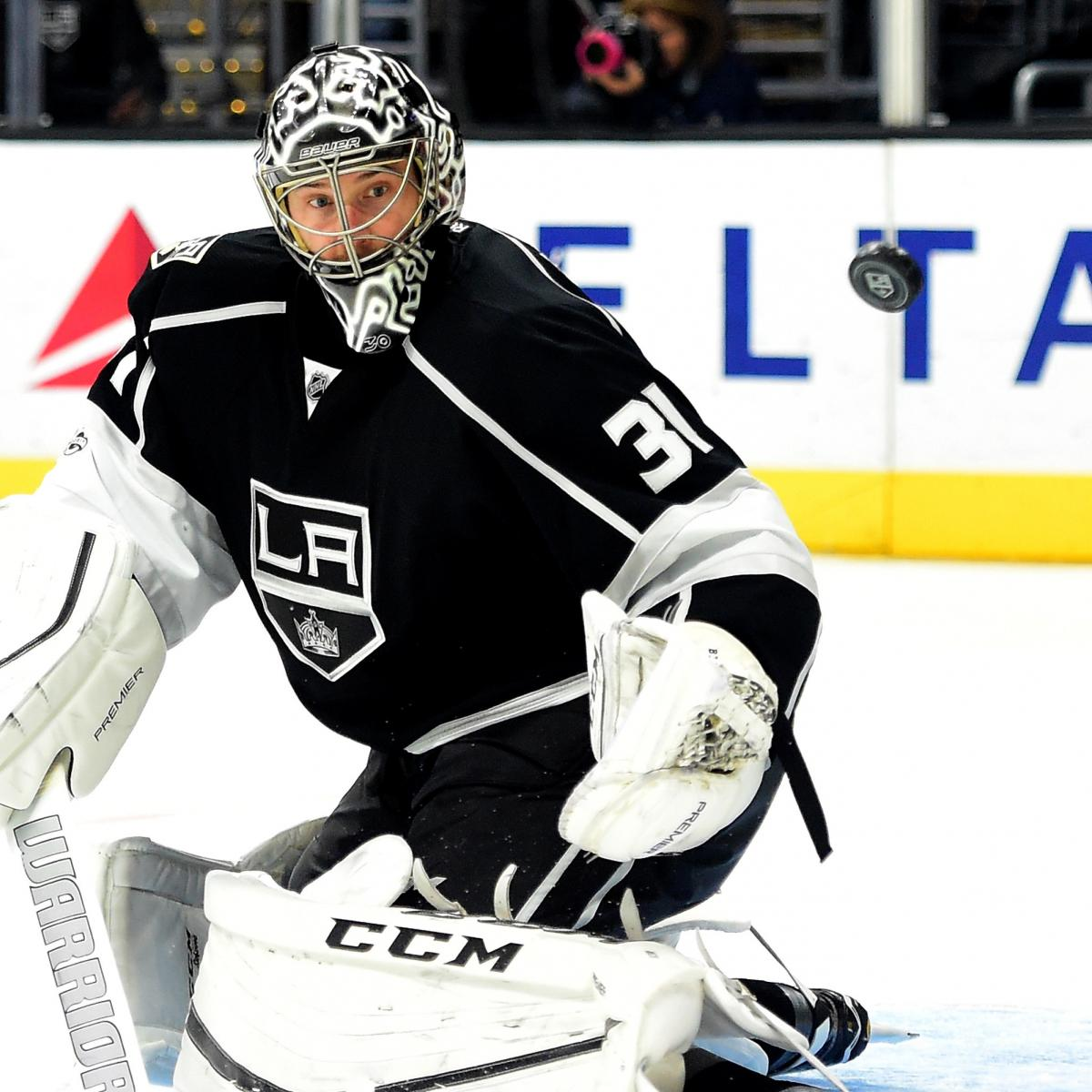 Ben Bishop Traded To Stars In Exchange For 4th-Round Pick