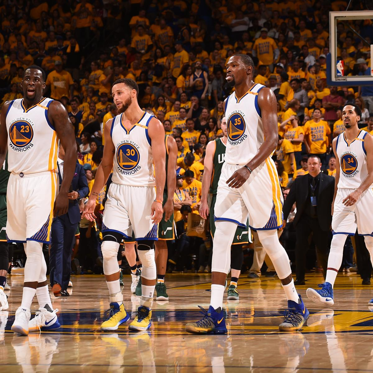 Warriors Record Without Stephen Curry 2017: Golden State Warriors Join '87 Lakers In Record Books