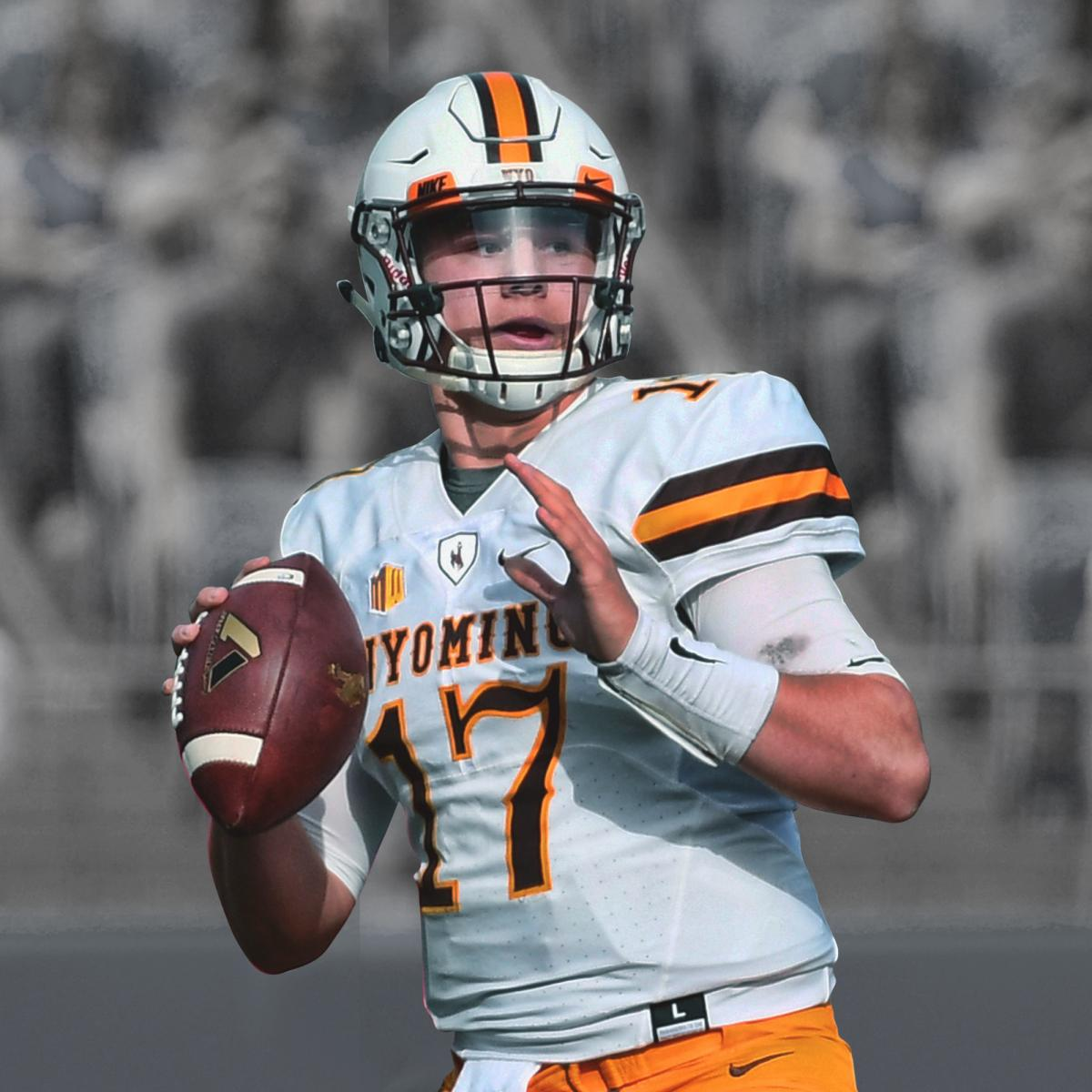 Josh Allen May Be a No. 1 NFL Draft Pick—and the Franchise ...