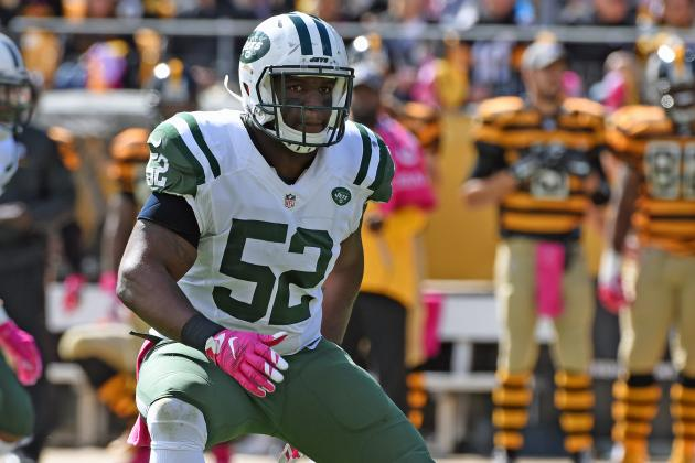 David Harris Reportedly Signs 2-Year Patriots Contract After 10 Years with Jets