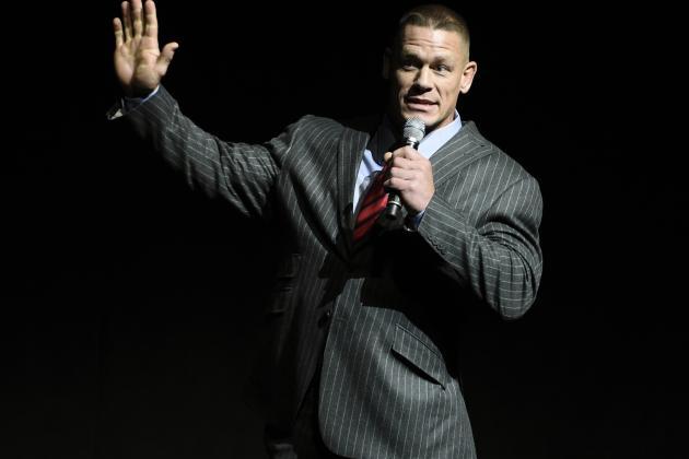 John Cena Must Take Clean Loss vs Roman Reigns at WWE No Mercy 2017