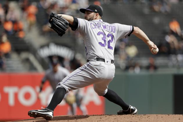 Tyler Chatwood, Cubs Agree to Contract After 5 Seasons with Rockies