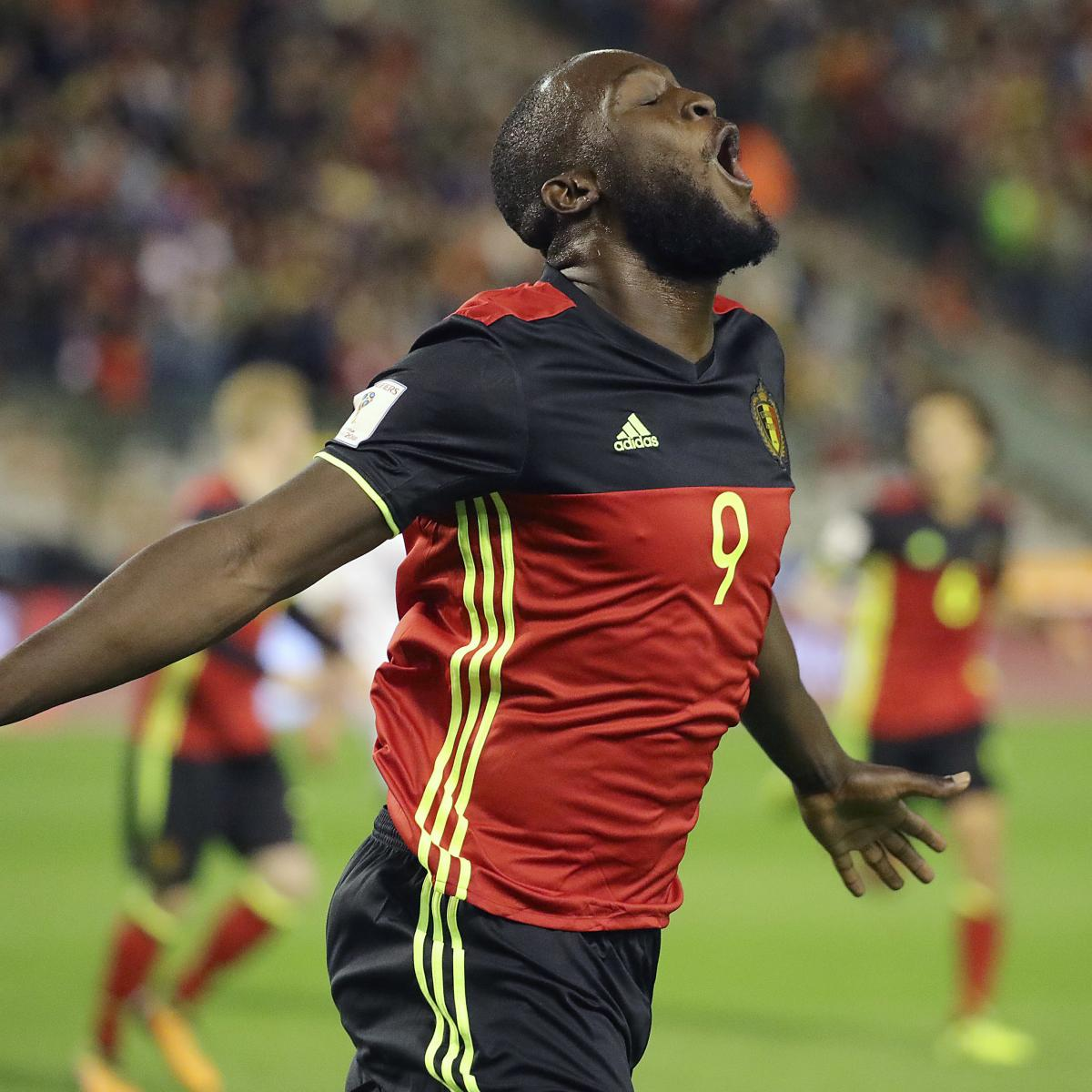 Belgium Defeats Cyprus 4-0 in 2018 World Cup Qualifier; Eden Hazard Earns Brace