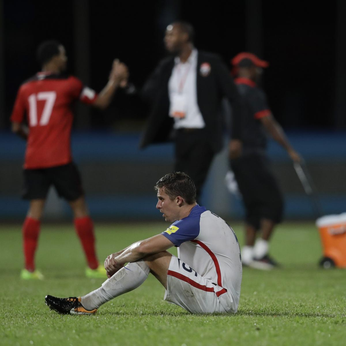 USA Fails to Qualify for 2018 World Cup: Twitter Reacts to Stunning Upset