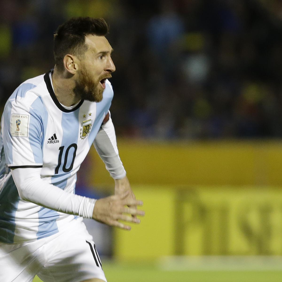 World Cup 2018: Full List of Qualified, Eligible Teams