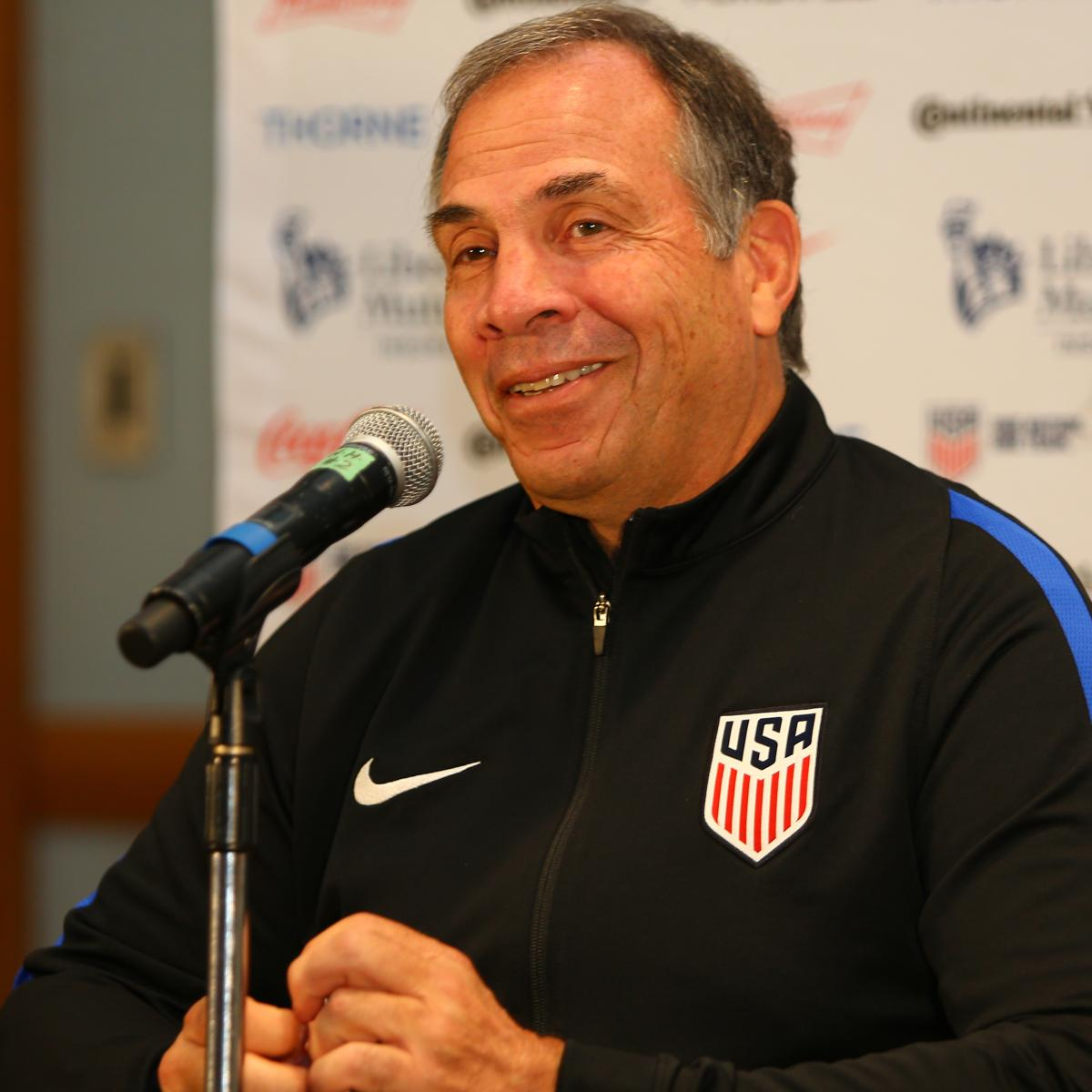 Bruce Arena Says 'Nothing Has to Change' with USMNT Setup After World Cup Woe